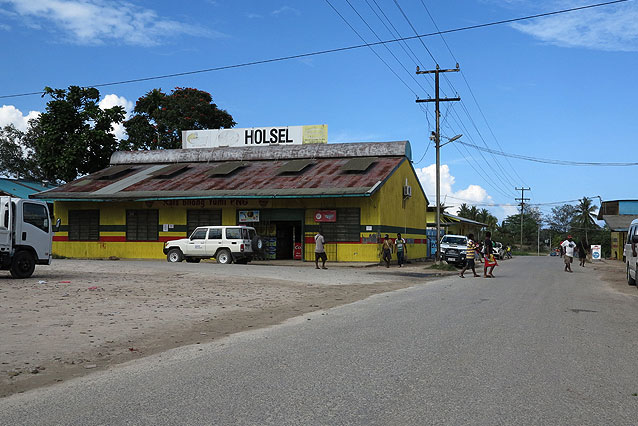 downtown-Kavieng