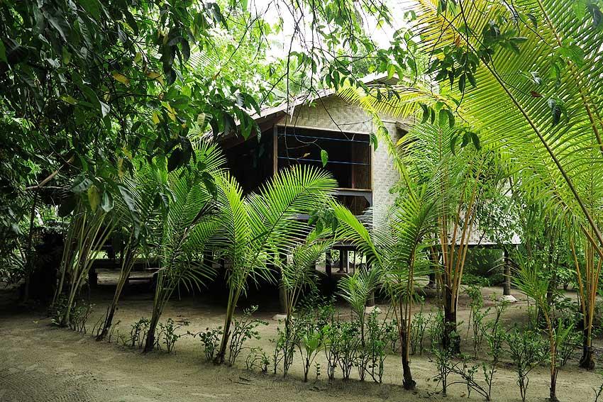 My hut on Lissenung